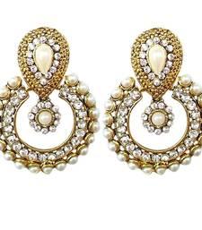 Buy Designer women Looking Earring Set danglers-drop online