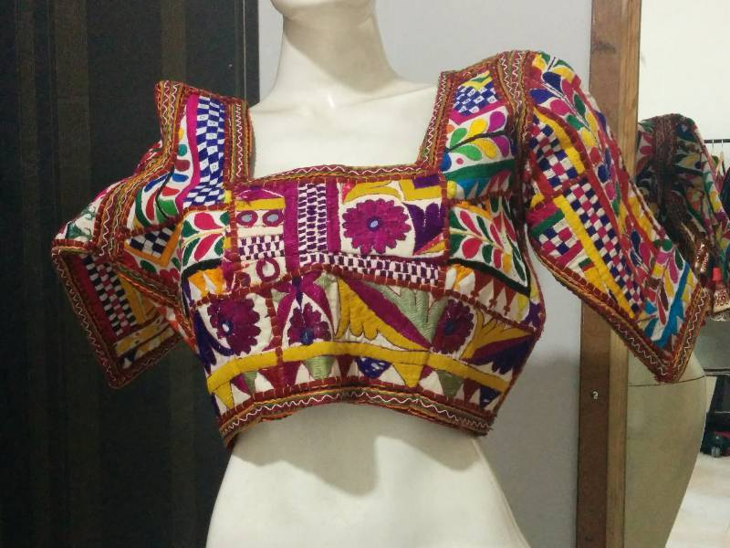 Buy Gujrati Style Blouses Online