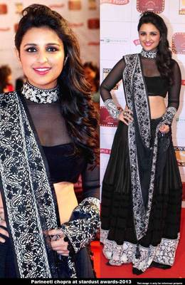 Riti Riwaz Special Collections Stylish & Attractive Pattern in Bollywood Replica with Latest Lace & Patch Work B-11