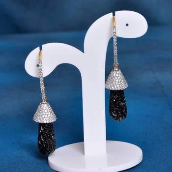 Amazing AD Daimond Earrings