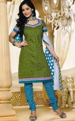 Dress Material Elegant Cotton Printed Unstitched Salwar Kameez Suit D.No M1620