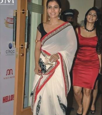 Raaneesaa Tessar Silk Cream Saree With Unstitched Blouse