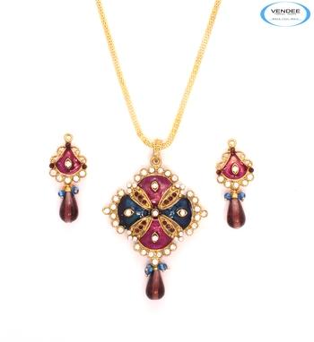Fancy fashion pendant jewelry