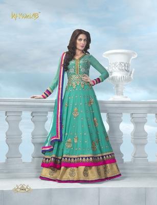 Glorious Anarkali Suit