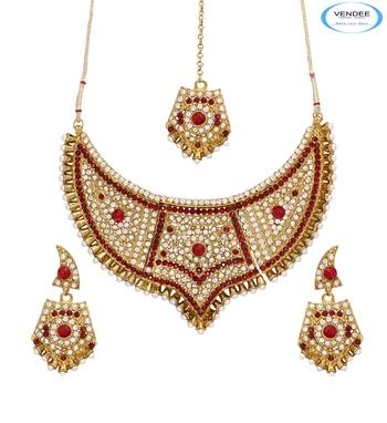 Trendy fashion necklace jewelry