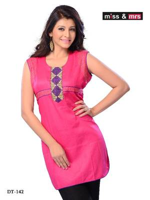Casual Wear kurti made from cotton