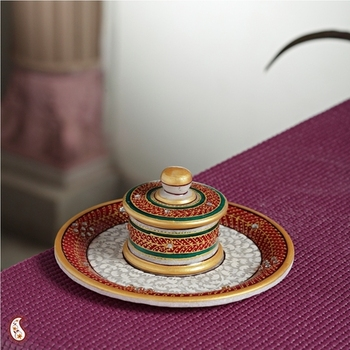 MarbleTray and container set