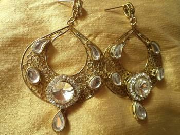 Golden Earrings-05086