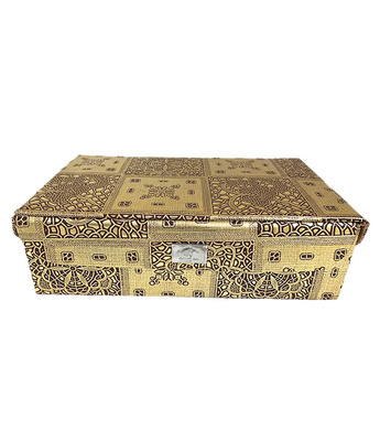 Ethnic Golden Bangle Box