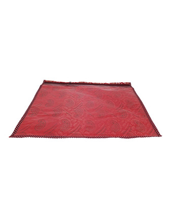 Saree Cover Pack Of Six - Red
