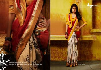 Designer Contemporary Sarees