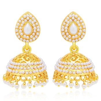 Marvellous Gold Plated Earring For Women