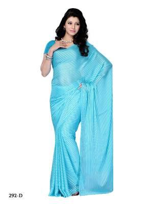 Affinitive Casual/Office wear fancy saree