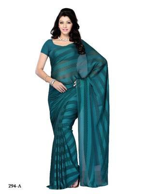 Lustrous Party/Festival wear saree by DIVA FASHION-Surat