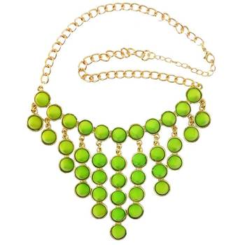Gemstone Cupcakes YUM  Designer Necklace