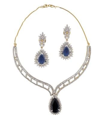 Black Magic Necklace Set