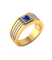 Buy Sapphire Embellished Sterling Silver Statement Ring gemstone-ring online
