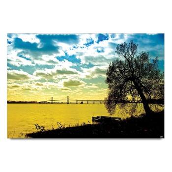 Lonely Bridge Poster