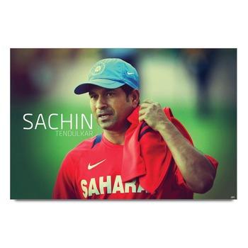 Sachin Tendulkar Poster