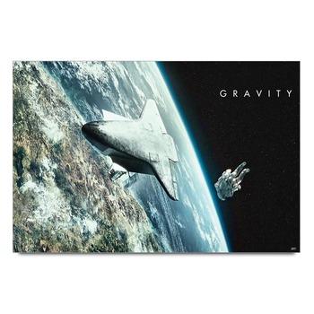 Gravity Movie Scene   Poster