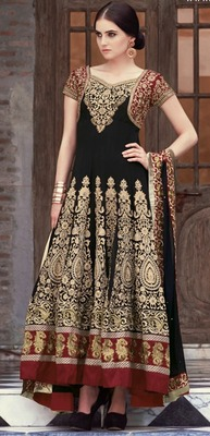 Awesome Designer Floor Touch Anarkali