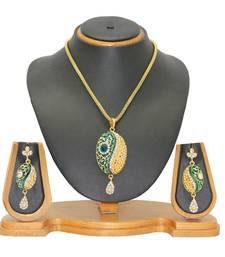 Buy Jewellery Bollywood Alloy Pendant Se Pendant online