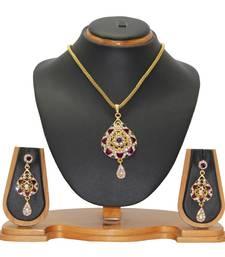 Buy Jewellery New Arraival Diamond Pendant Se Pendant online