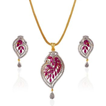 Heena Classic Collection Pendent Set >> HJPN106 <<