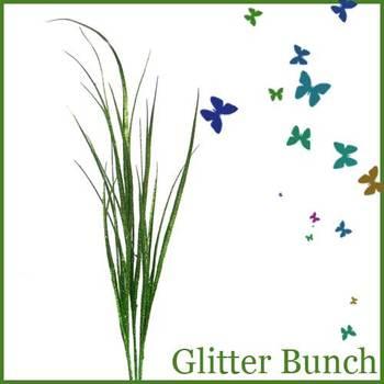 Glittery Glittery Grass - Green
