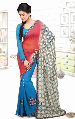 Designer Exclusive Printed Saree
