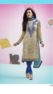 Unstitched and Semi Stitched Salwar Suits by Nirali (Summer collection)