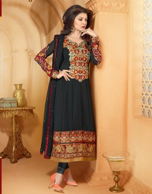 Sushmita Sen Amazing Anarkali Suit