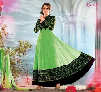 Preity Zinta Aweosme Designer Anarkali