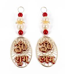 Buy Om shubh labh hanging diwali-decoration online