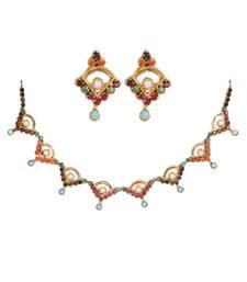 Buy Blue Pearl gemstone necklaces gemstone-necklace online