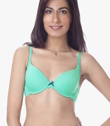 Buy Multicolor cotton push up bra push-up-bra online