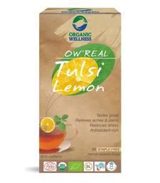 Buy Real Tulsi Lemon organic-tea online