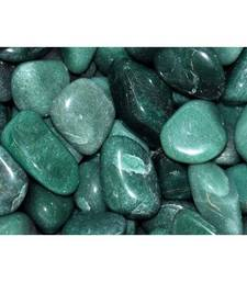 Buy Green aventurine tumbled stone set of 5 chakra healing gemstone jewellery other-gemstone online