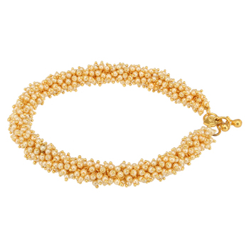 Anklets for girls payal for women kundan pearl fashion anklet