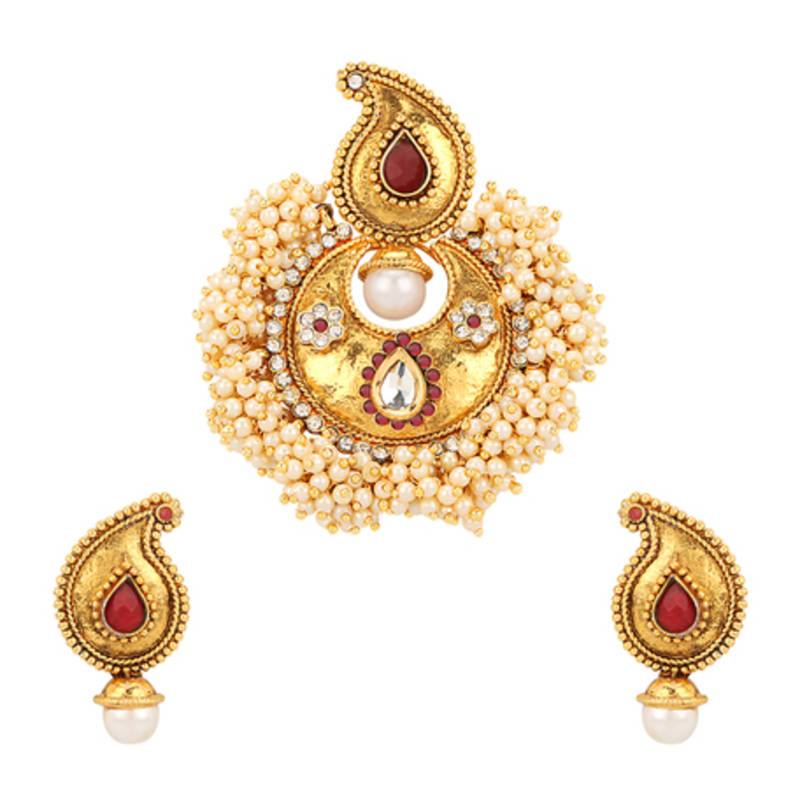 Traditional Jewellery Online Shopping India - Designs