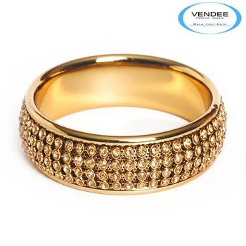 Vendee Fancy fashion wear Diamond Bangles 2813