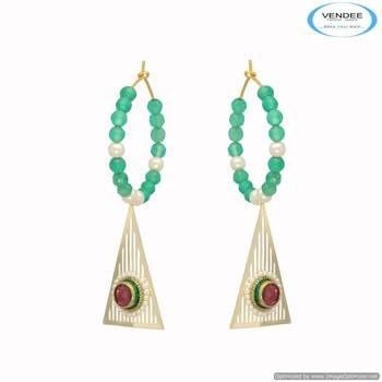 Vendee Pearls fashion earring 6683