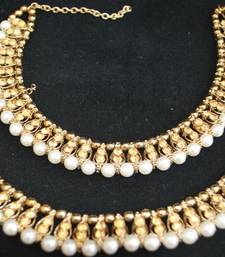 Buy Bolloywood traditional anklets, payal anklet online
