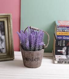 Buy Charming Purple 24 CM High Artificial Flower Plant eid-gift online