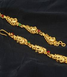 Buy Multicolor gold plated other Other online