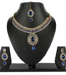 Buy Multicolor diamond necklace-sets necklace-set online