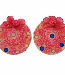 Buy 2 Tic Tac Hair Clips Red Pink Dailywear Schoolwear hair-accessory online