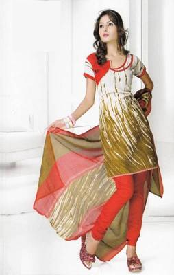 Dress Material Cotton Designer Prints Unstitched Salwar Kameez Suit D.No B10009