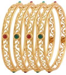 Buy Multicolor zircon   bangles-and-bracelets bangles-and-bracelet online