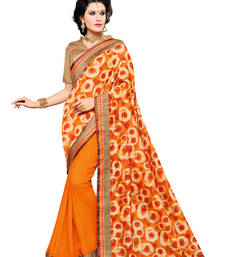 Buy Multicolor Manipuri Prints Saree With blouse manipuri-silk-saree online